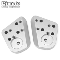BJMOTO Pair Motorcycle Handlebar Clamps Riser 29mm for BMW R1100R 1100RT 1200RT R1150RT R850/R Motorcycle Mount Clamps