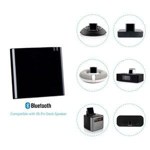 Image 3 - 30Pin بلوتوث 5.0 QCC3003 30 دبوس ستيريو محول الصوت جهاز استقبال للموسيقى ل بوس SoundDock II 2 IX 10 المحمولة المتكلم