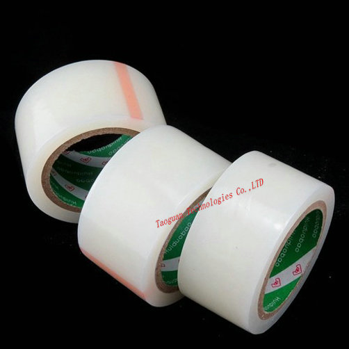 XGE 1 ROLL 8CM*50M Protective Dedusting dust cleaning Film Tape for Screen LCD Glass Cellphones PAD Metal