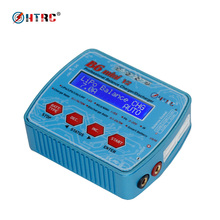 HTRC B6 Mini V2 70W 7A Digital RC Balance Charger Discharger for Lipo Lihv LiIon LiFe