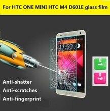 0 33mm 2 5D D610E Premium Tempered Glass films for HTC ONE MINI HTC M4 D601E