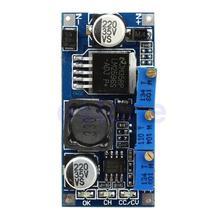 Módulo de Potência 1 PC Alta Qualidade Step-down Ajustável de Alimentação Dc-dc Lm2596 Cc-cv Levou Motorista