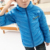 2016 nueva chaqueta del invierno del bebé de algodón suave y cálida chaqueta de invierno para niños / niñas niños ropa de abrigo de invierno