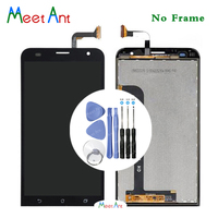 High Quality 5.5'' For ASUS Zenfone 2 Laser ZE550KL Z00LD LCD Display Screen With Touch Screen Digitizer Assembly + Tool