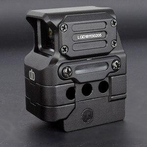 Image 1 - DI Optical FC1, réflexe à visée holographique avec point rouge, objectif de 20mm (noir)