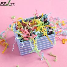 EZLIFE 30g/Bag Wedding DIY Paper Raffia Shredded Crinkle Paper Confetti Gifts Box Filling Material Birthday Party Decor RBG9668