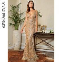 Glitter Sexy LM80386-2 Dress