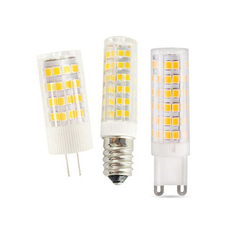 Dimmable LED Light Bulb Corn G9 3W 5W SpotLight Replace Halogen Lamp Capsule 1//5