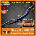 "Motorcycle Motocross 1-1/8"" 28mm Handlebars Handle Fat Bar Tubes For KTM SXF CRF RMZ KXF YZ85 YZ125 YZ250 YZ250F YZ450F WR250F"