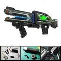 De greve amanhecer metralhadora arma de brinquedo 3D modelo de papel DIY Handmde para Cosplay