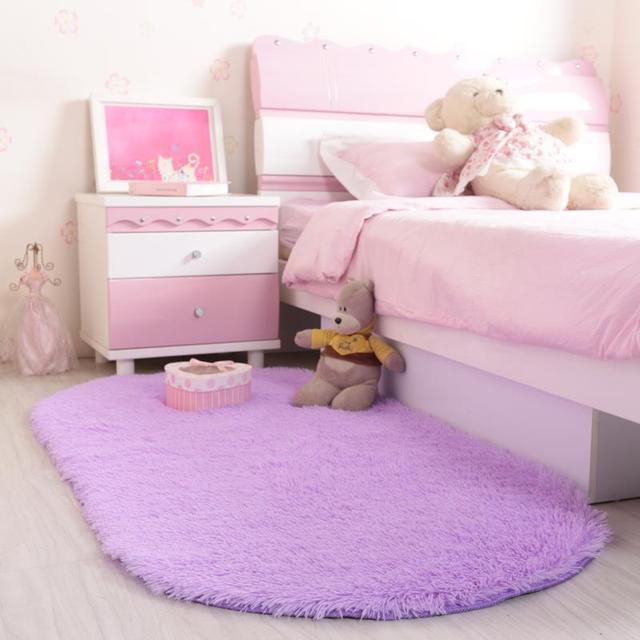 140x200CM Plush Carpets For Living Room Kids Bedroom Play Mat ...