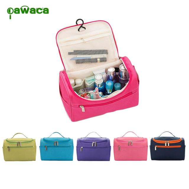 9cfab9d5c3 1Pcs Travel Storage Bag Large Capacity Waterproof Cosmetics Bag Portable  Wash Toiletry Hanging Bathroom Organizer Bag