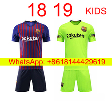 0792ffb986 18 19 Hot sale 2018 The best quality Barcelonaing short sleeve Shirts 18 19  Home red