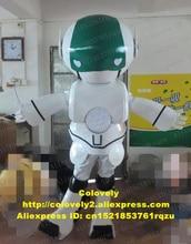로봇 Automaton 마스코트 의상 성인 만화 캐릭터 복장 관광 명소 졸업 파티 zz5519