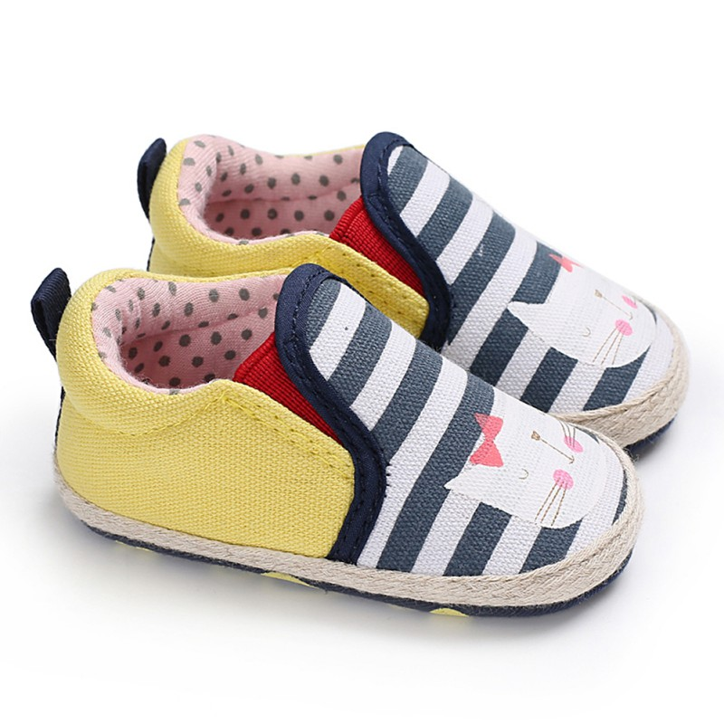 Baby Shoes Toddler For Girl Cute Cartoon Animal Crib