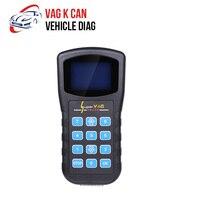 Super for vag k can 4.8 /For VAG K+CAN Plus 2.0 Odometer Correction Multi language Code Reader OBD2 Scanner Diagnostic Tool