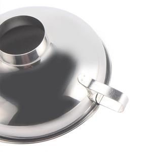 Image 5 - Adeeing Roestvrij Staal Brede Mond Trechter Inblikken Hopper Filter Voedsel Pickles Trechter Keuken Gadgets Kookgerei