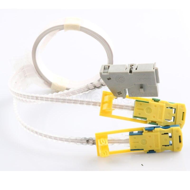 Draad Kabel Lus Met 3 Connectors Voor Renault Comms 2000 Peugeot 206 Cc 307 406 Citroen C5 Xsara Picasso C8 96595068xt