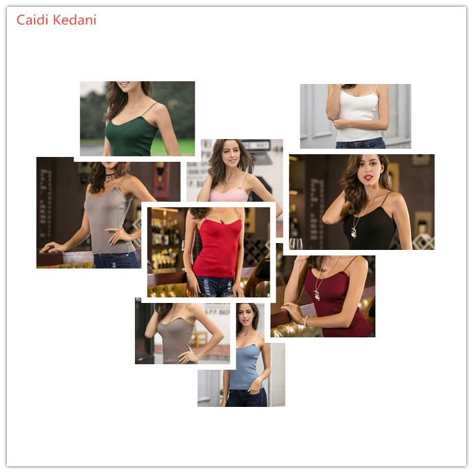 Women Letter Strap Tank Top Gym Female Slip Crop Tops Sexy Camis Club Camisoles Ladies Short Tight Shirt Tanks in Camis from Women 39 s Clothing