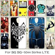 TAOYUNXI Soft Silicone Case For BQ-5044 Case Dirt-resistant For BQ Strike LTE BQS-5044 Cover For BQ-5044 Cases Silicon