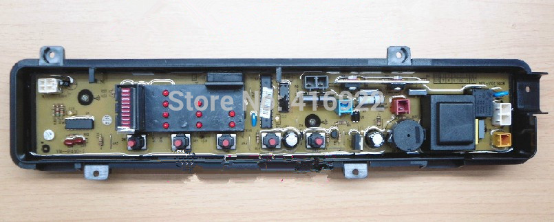 Free shipping 100% tested for Panasonic washing machine Computer board XQB42-P440 XQB42-P441U XQB55-P510U motherboard on sale free shipping 100% tested for sanyo washing machine accessories motherboard program control xqb55 s1033 xqb65 y1036s on sale