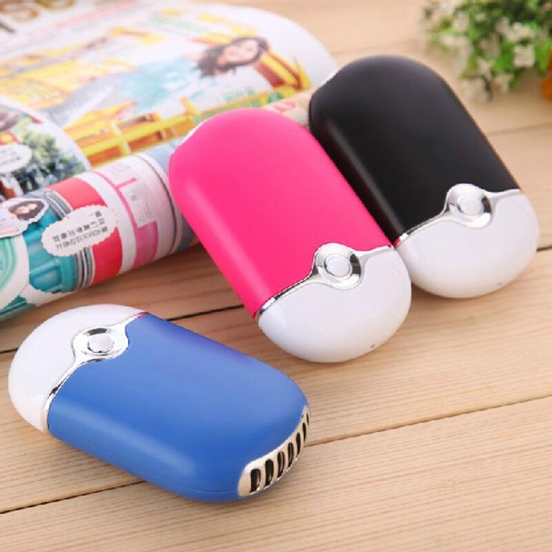 Air Conditioner Cooler Fan Liplasting Handheld USB Mini Small Air Conditioner Cooler Fan Rechargeable font b
