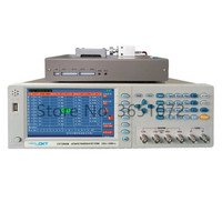 주파수 20Hz-200kHz RLC 미터 구성 요소 분석기가있는 CKT200XB 변압기 테스터