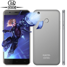 Oukitel U7 Plus MTK6737 Quad Core Android 6.0 Smartphone 4G LTE 5.5″ 1280*720P Dual SIM 2GB RAM 16GB ROM 13.0 MP Mobile Phone