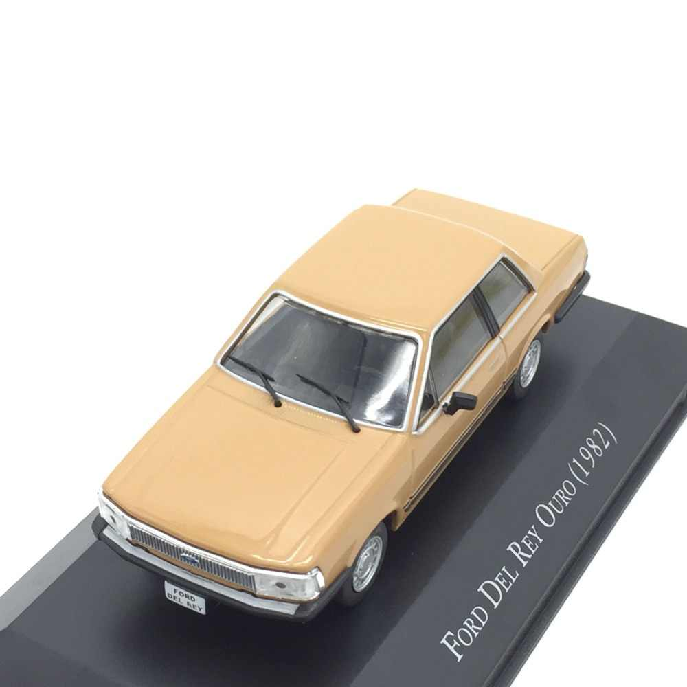 Original!1:43 scale alloy car ,high imitation Ford DEL  REY  OURO 1982,metal casting,collection toy vehicles,free shipping