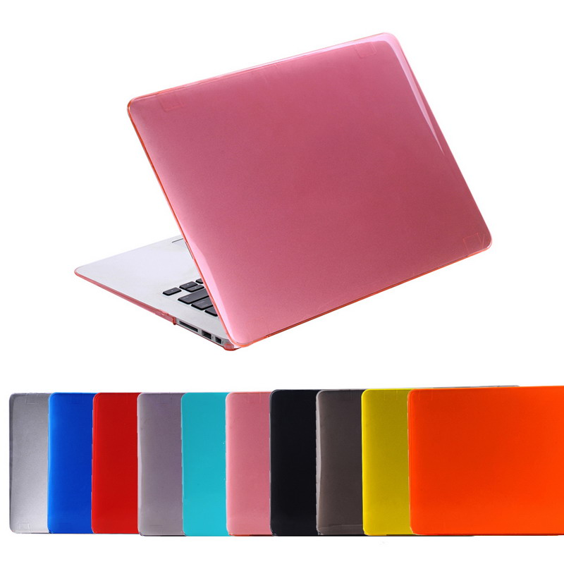 FW1S Fashion Color Laptop Protective Hard Case Cover for Apple 11.6 MacBook Air