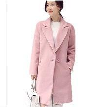 Cheap Pink Wool Coat