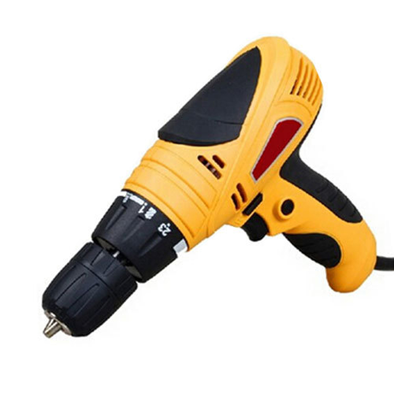 ФОТО 220V 950W Multifunction Torque Electric Drill High Power Double Reduction Electric Hand Drill For Perforator