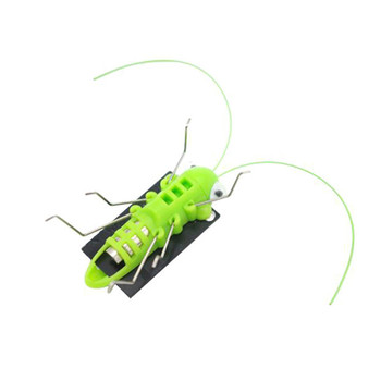 2018 Solar grasshopper Educational Solar Powered Grasshopper Robot Toy    required Gadget Gift solar toys No batteries for kids 4