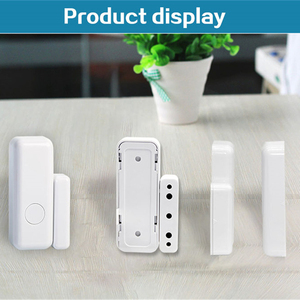 Image 5 - WiFi 433mhz While Wireless Smart Open Window  to Home Alarm App Notification Alerts