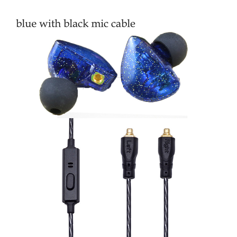 PIZEN senfer UEs Custom in ear Earphone MMCX Interface cable wireless bluetooth for xiaomi for sumsung mobile phone original senfer xba 6in1 1dd 2ba hybrid 3 drive unit in ear earphone hifi earphone with mmcx interface headsets for phones pc