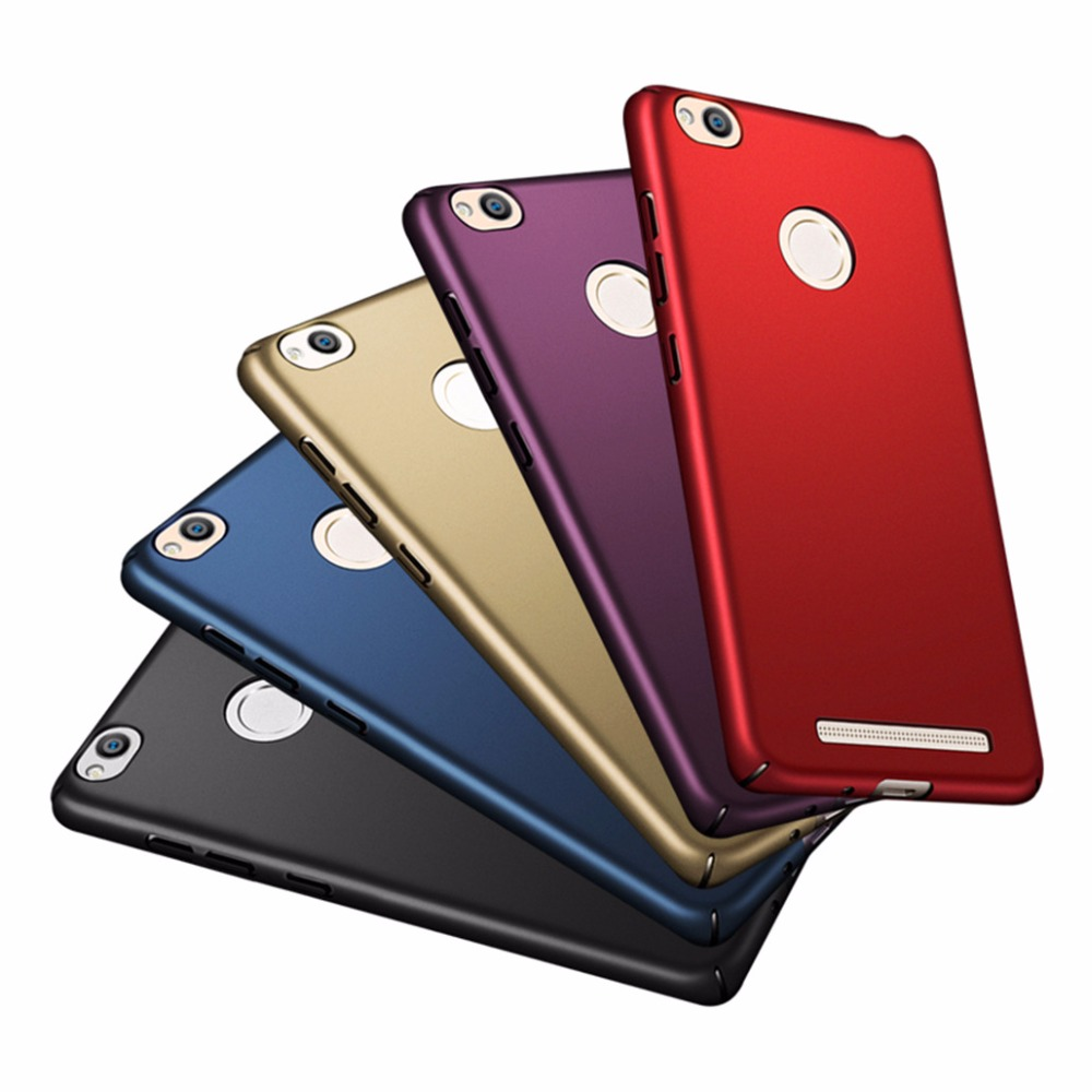 Case For Xiaomi Max Mi5 Mi4c Mi5X Mi 5S A1 Redmi 3 3S 3X 4 4A 5A 5 Plus Note 2 3 4X Pro Prime Hard PC Cover Plastic Phone Cases