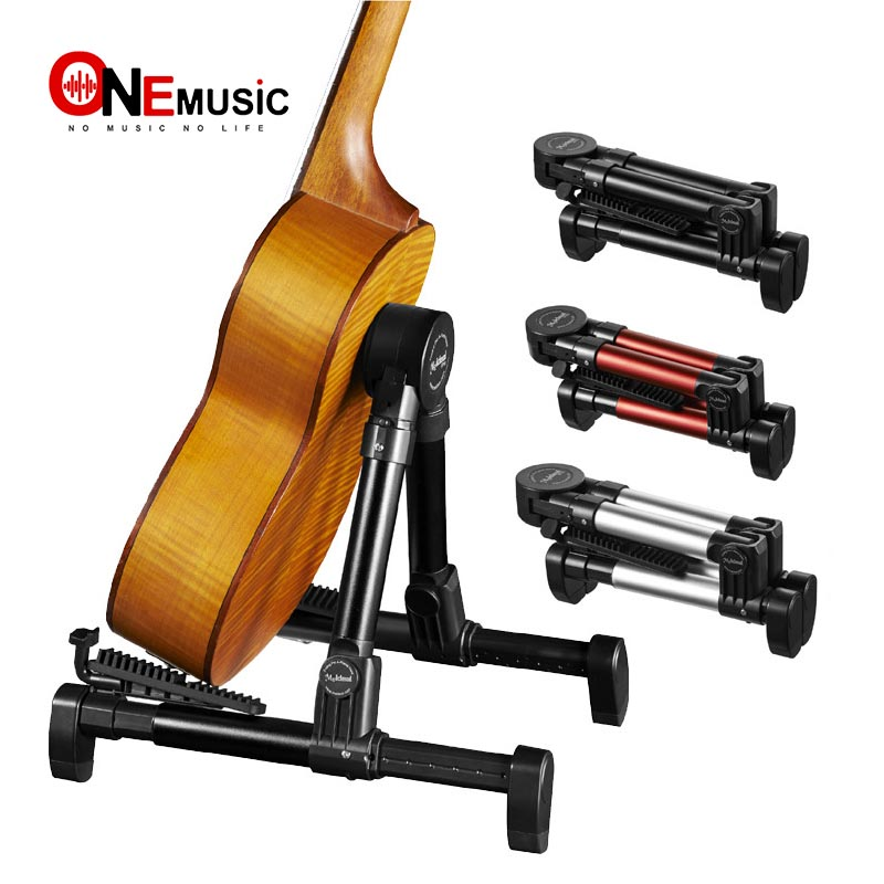 Folding Foldable A frame Instrument Stand for Guitar,Bass ,Violin,Ukulele, Banjo, Mandolin 1pcs Гитара