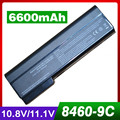 6600 mah batería del ordenador portátil para hp 628664-001 628666-001 628668-001 628670-001 630919-541 631243-001 634087-001 634089-001 659083-001