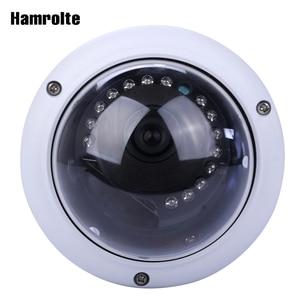 Image 1 - Hamrolte ONVIF IP המצלמה 5MP 2MP 3MP ונדלי הוכחה כיפת מצלמת ip מעקב Nightvision זיהוי תנועת אחסון נמוך H.265