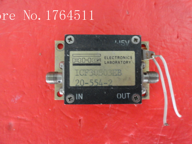 [BELLA] The Supply Of RHG ICF30B03EB + 15V SMA Amplifier
