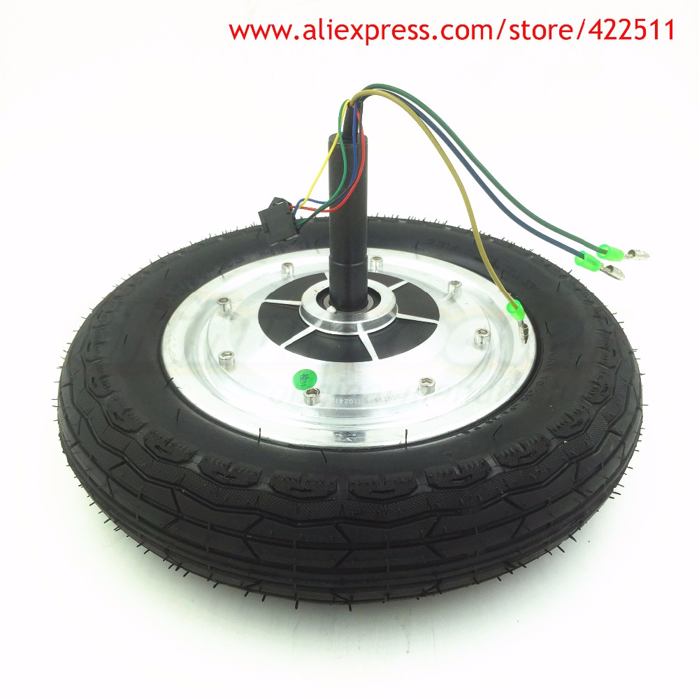 Electric scooter motors hoverboard 250w 36v brushless hub for Electric scooter brushless motor