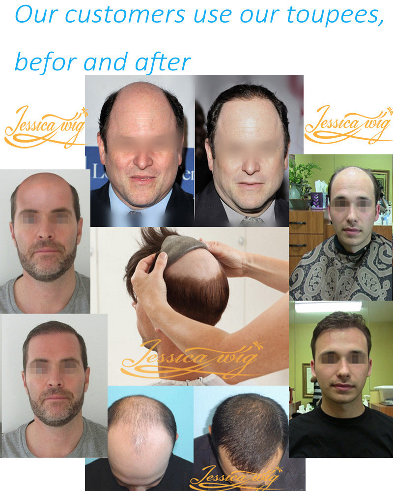 customers use our toupee