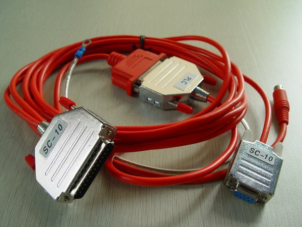 SC-10:communication for FX series(FX2/FX2n/FX0/FX0n..) with modem connecting telephone wire,the function is the same as SC-09. цена и фото