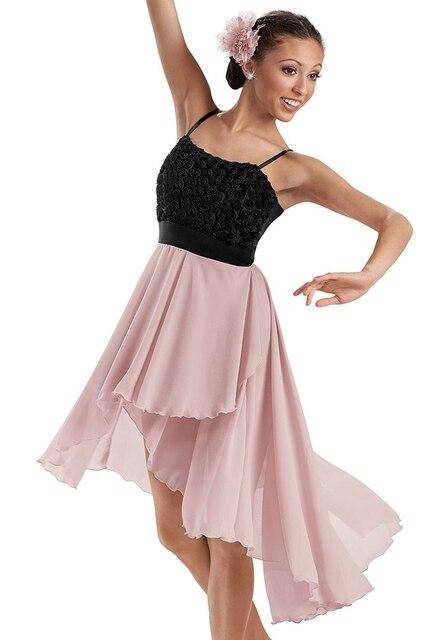 25af776f3a Ginástica Leotard Ballet Tutu O Novo Adulto Contemporâneo Performance No  Palco Vestido de Roupas de Dança