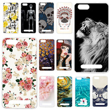 TAOYUNXI Phone Cases For Doogee X20 Case Silicone Cover DOOGEE Soft TPU Painted case Back bag Fundas Bumper