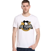 Men 2017 Brand Clothing Tees Casual Men S Pittsburgh Penguins Team Personalized Shirt Baseball Custom T