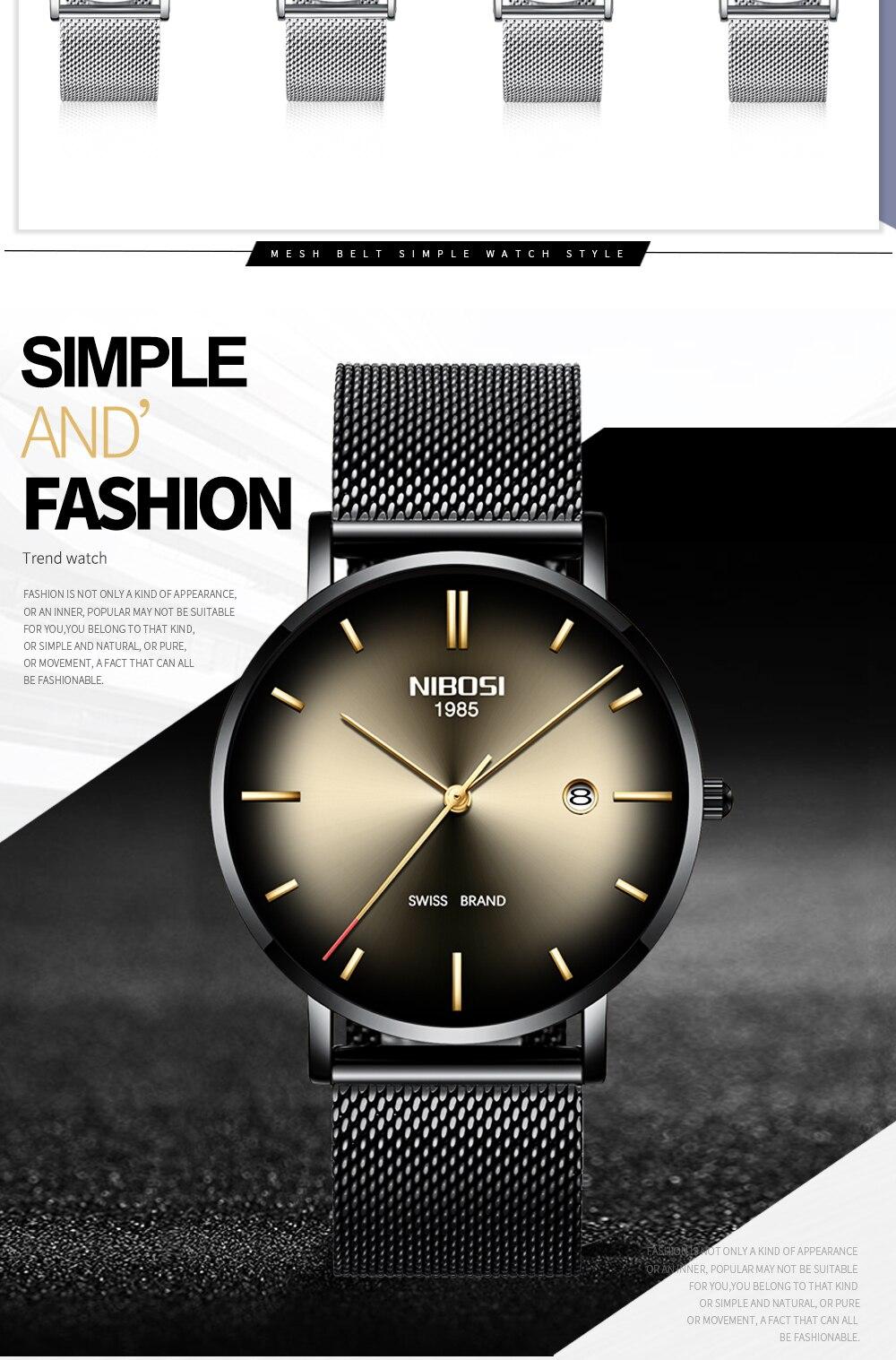 HTB1NGLMazzuK1RjSspeq6ziHVXa4 NIBOSI Watch Men Simple Fashion Swiss Brand Quartz Watch Luxury Creative Waterproof Date Casual Men Watches Relogio Masculino