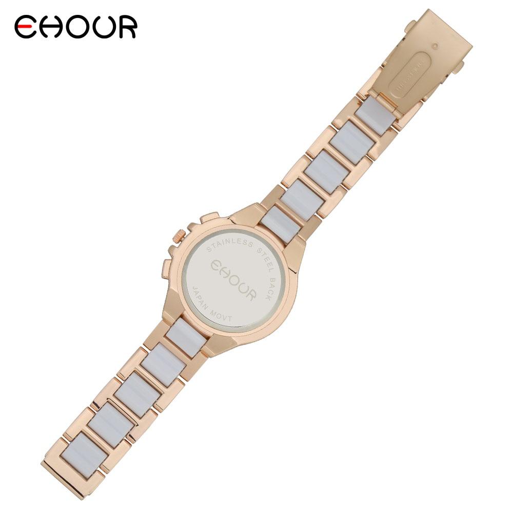 Nuevo 2015 Fashion Geneva Golden Metal Reloj de pulsera de cuarzo - Relojes para hombres - foto 3