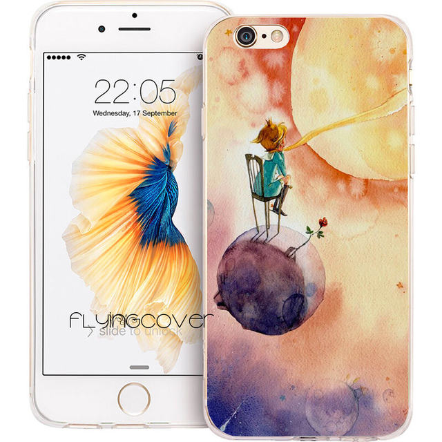 coque iphone 8 plus le petit prince