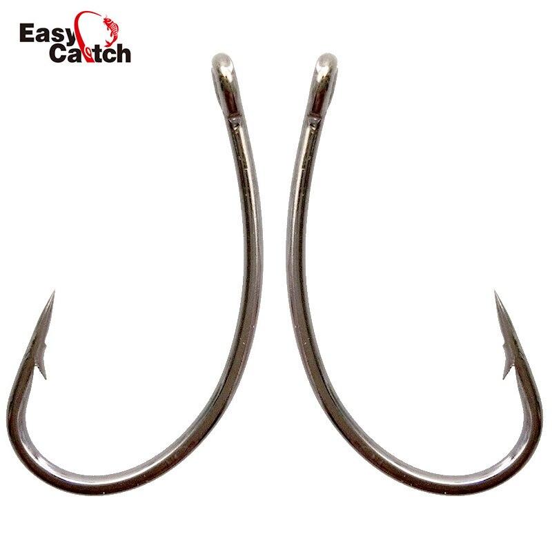 Εύκολη πόντιση 100pcs 8245 Αγκίστρια - Αλιεία - Φωτογραφία 1